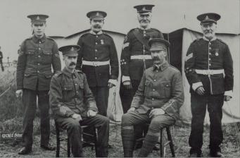British Military Uniform Identification Service